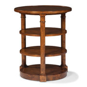 fairfield chair round end table