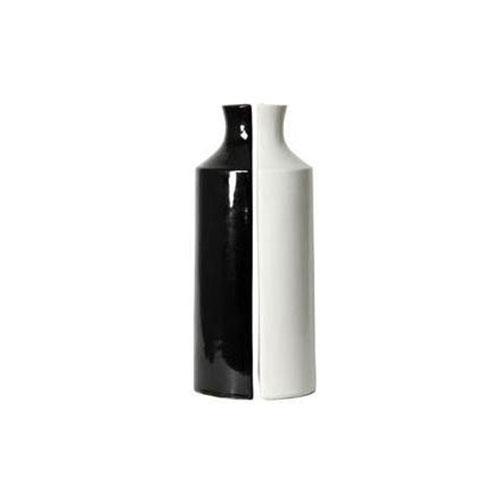 Black And White Half Vases Details Of Design