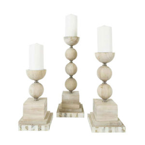 Candles and Candleholders